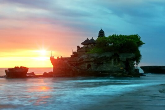 West of Bali