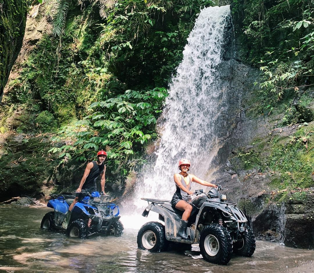 Bali ATV Ride Adventure - Ride and Explore from 600K IDR - BALI VENTUR