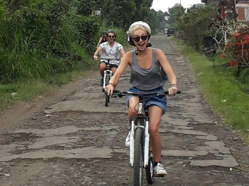 Bali Ventur Cycling tour