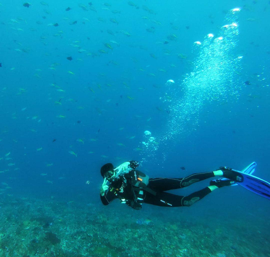 Ceningan Bay Nusa Lembongan