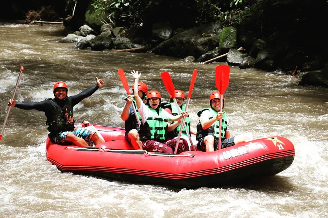 White Water Rafting Bali Go Join On Bali S Tor Adventure Bali Ventur
