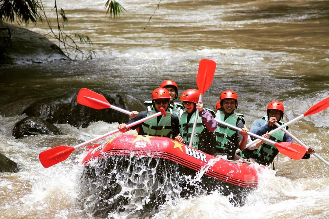 How Much is Rafting in Bali