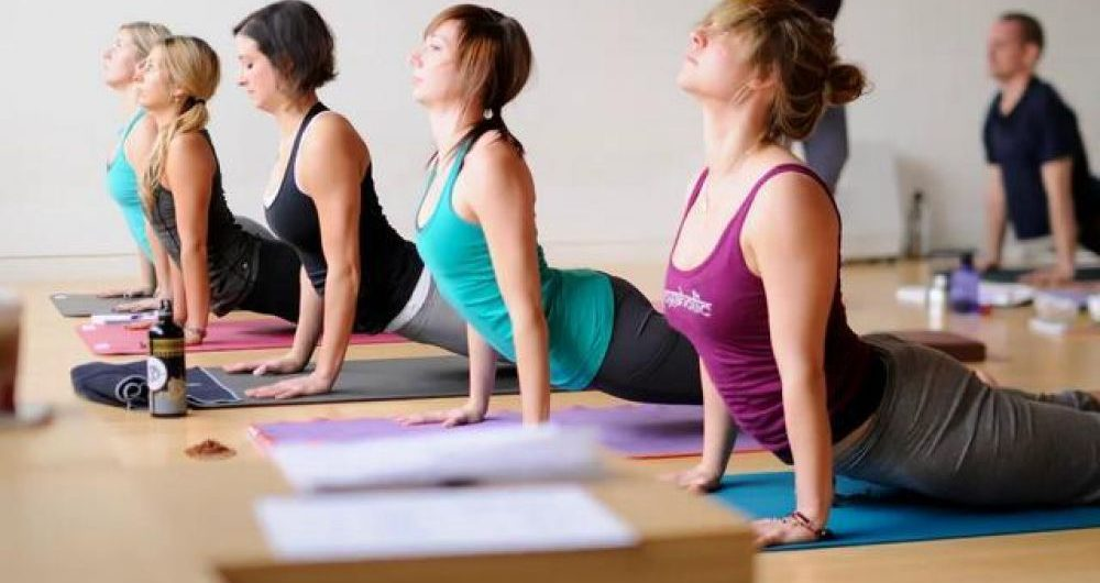 Yoga Training Venues in Bali