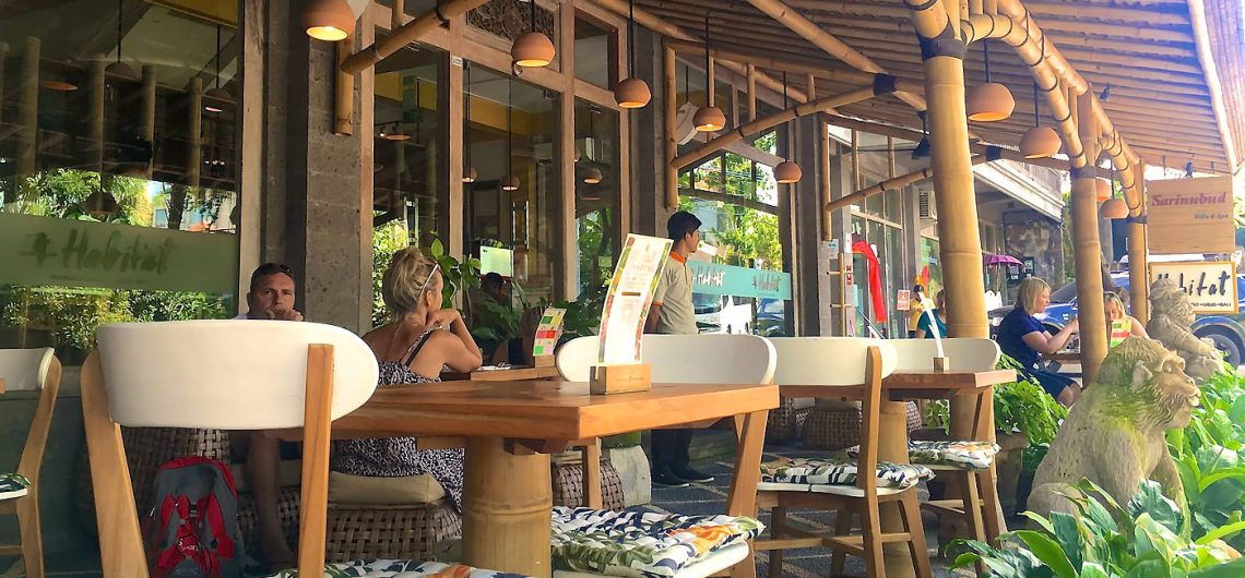 Good Eating Places In Ubud