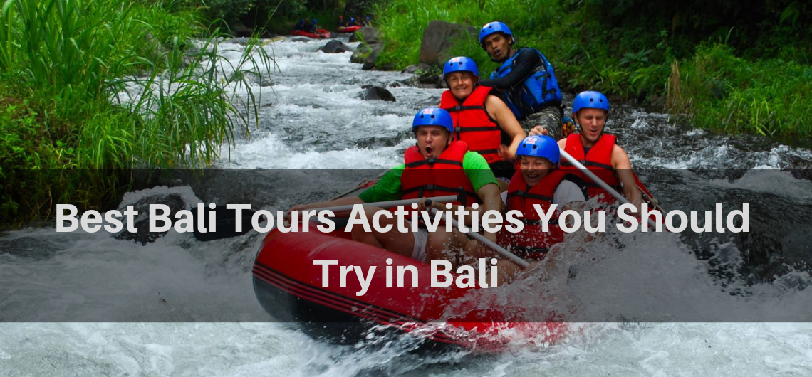 bali tours activities