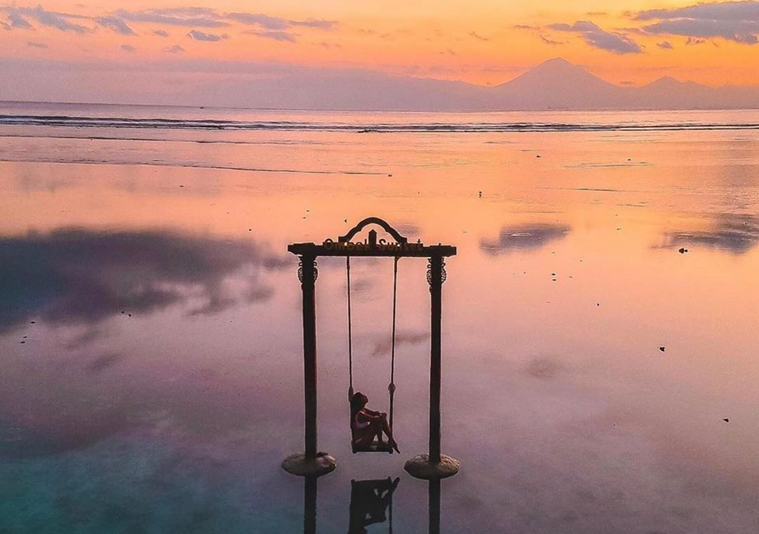 how to go to Gili from Bali