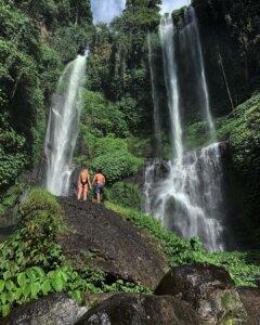 The Most Beautiful Waterfalls in Bali
